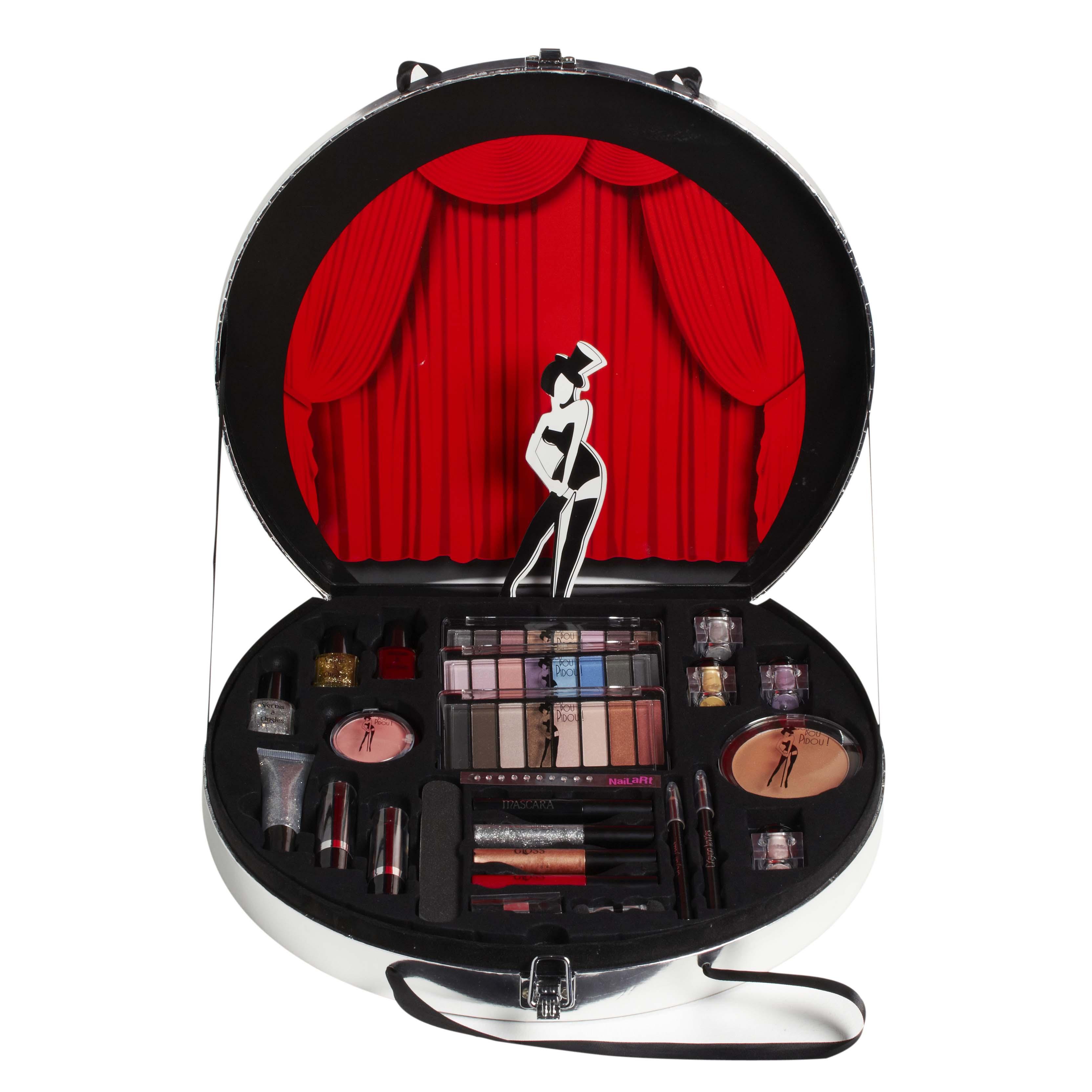 5 id es cadeaux de no l moins de 45 coffrets soins maquillage on se fait plaisir le. Black Bedroom Furniture Sets. Home Design Ideas