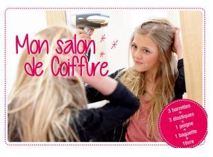 Coffret Pour Les Filles  Mon Salon De Coiffure U2013 Le Journal Beautu00e9