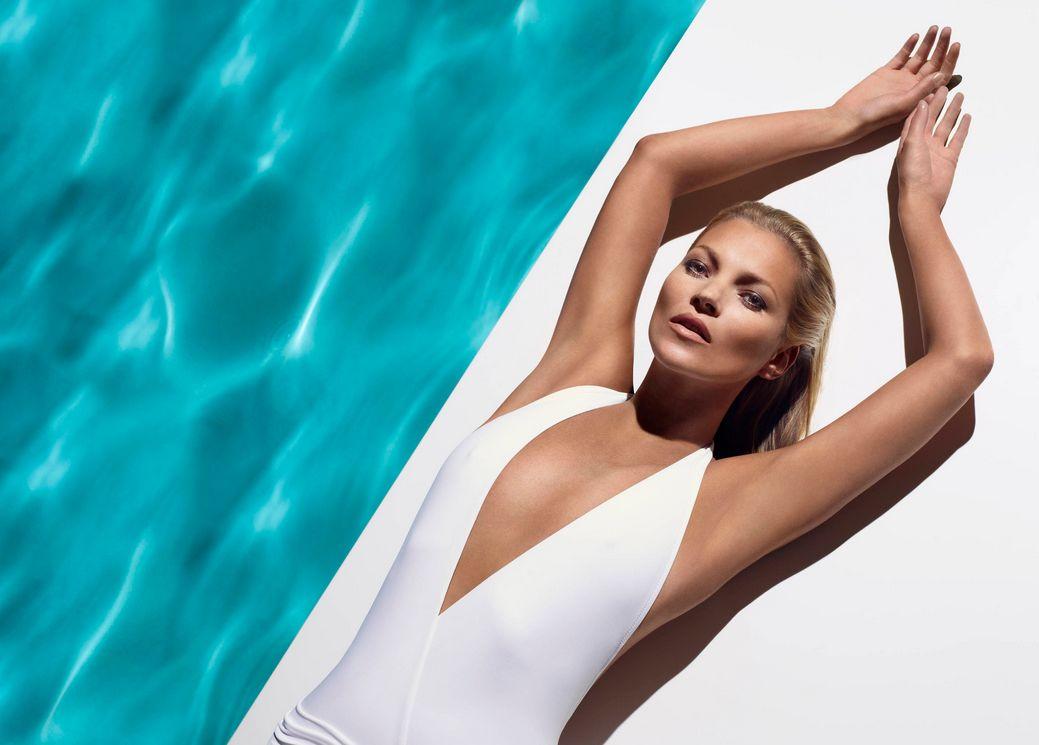 Kate Moss soins autobronzants st tropez