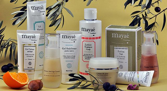 mayaé cosmétiques bio