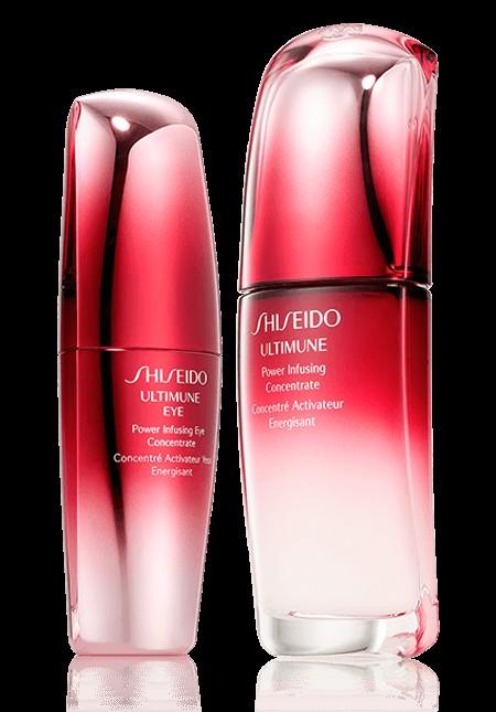 shiseido soins ultimune