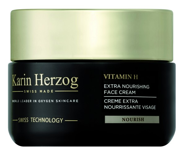 Karin Herzog crème visage_Pot_50ml_Vitamine H
