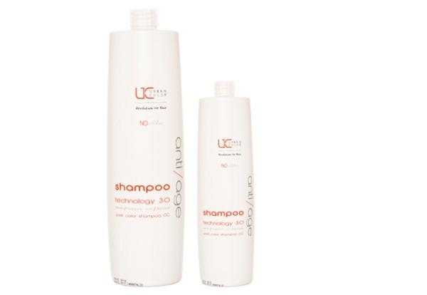 urban keratin shampooing post coloration