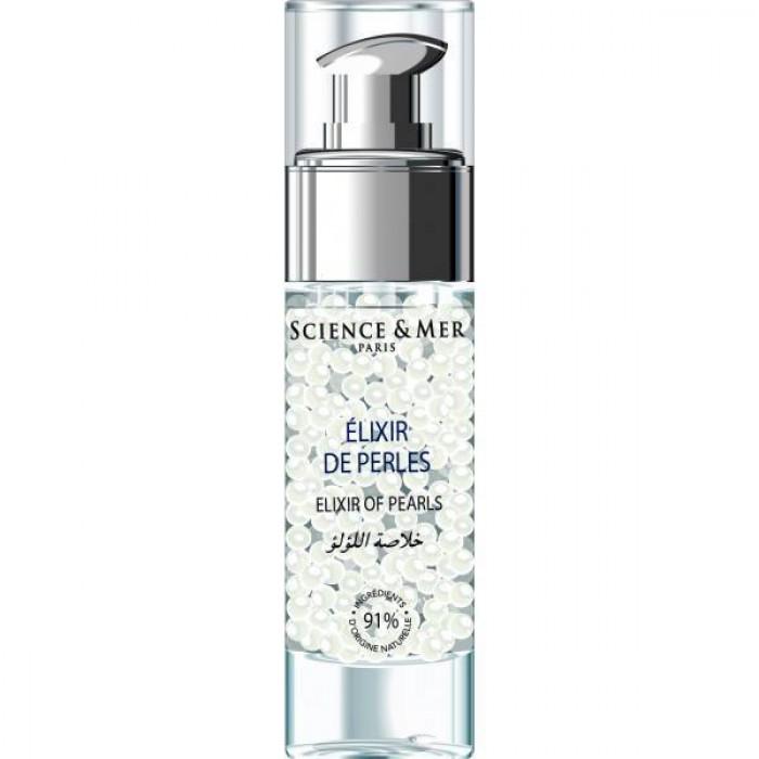 elixir-de-perles soin sublimateur visage
