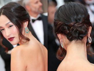 festival de cannes coiffure dessange Nicole Warne crédit Yan Maisani