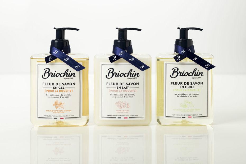 briochin fleur de savon