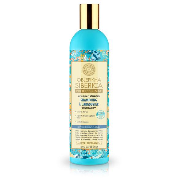 shampooing argousier natura siberica