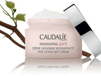 caudalie resveratrol crème cachemire redensifiante