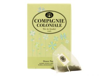 compagnie coloniale tisane douce nuit