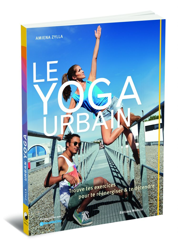 YOGA URBAIN - livre Amiena Zylla
