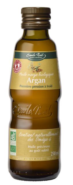 huile Argan bio Emile Noël 250ml