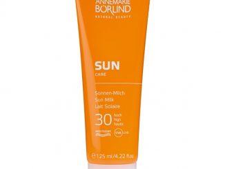crème Solaire annemarie borlind suncare lait 30