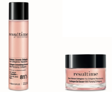 Resultime anti-rides collagène gel sérum essence