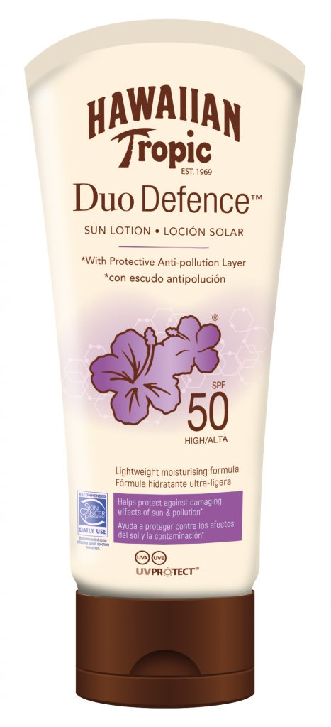 Crème solaire duo defence 50 hawaiian tropic