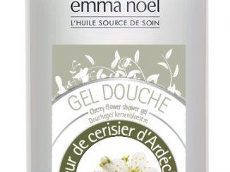 Gel douche bio Fleur de Cerisier Emma Noël
