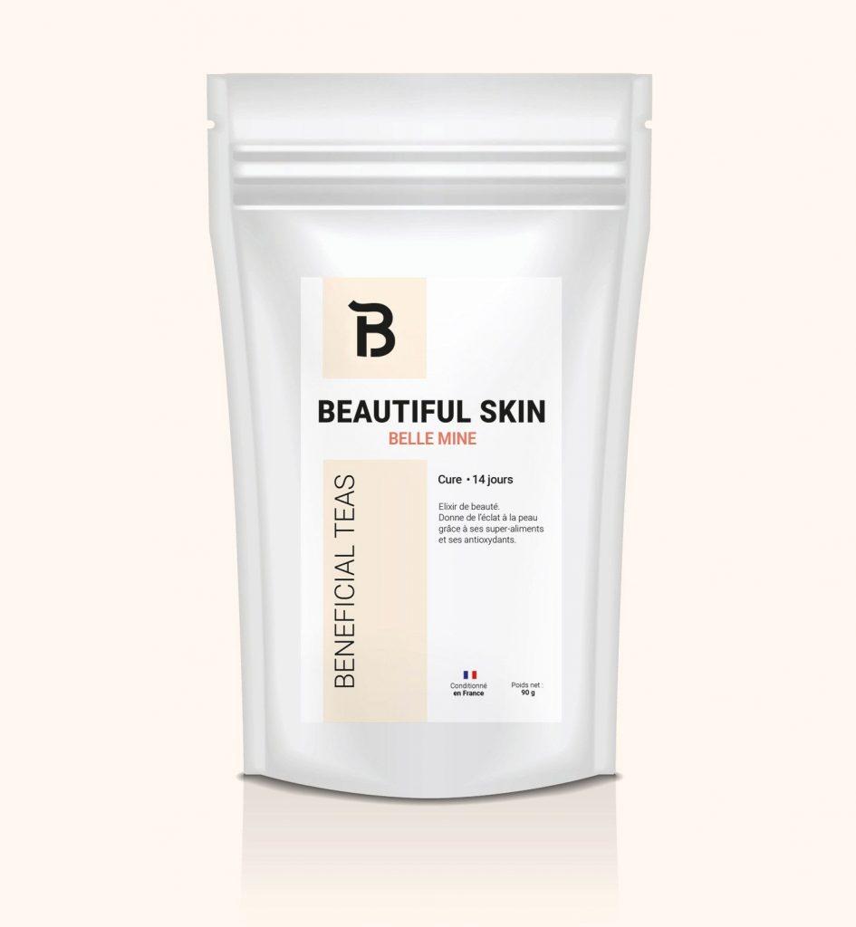 Beneteas infusion Belle mine Beautiful skin